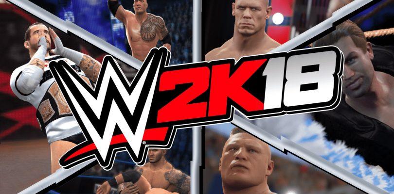 WWE 2K18 – Hier ist der Launch-Trailer
