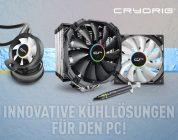 Neu bei Caseking – Kühllösungen von Cryorig