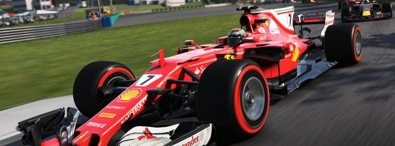 F1 2017 – Season-Update veröffentlicht