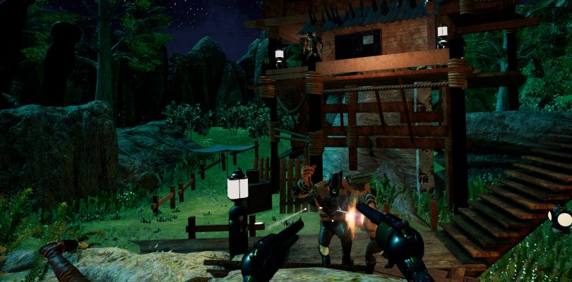 Guns 'n' Stories: Bulletproof VR – Early-Access-Update bringt den zweiten Akt