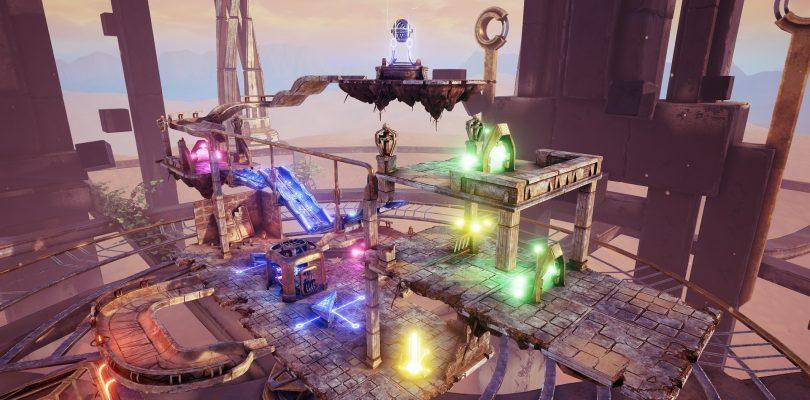 Marble Land – VR-Puzzler startet heute via Steam