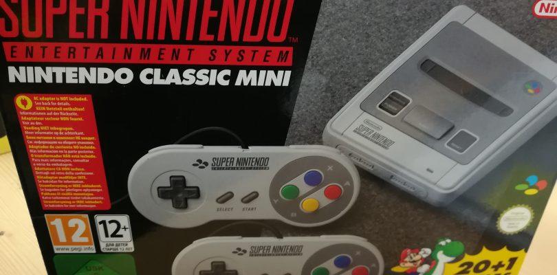 Test: SNES Classic Mini – Eine Reise in die Kindheit