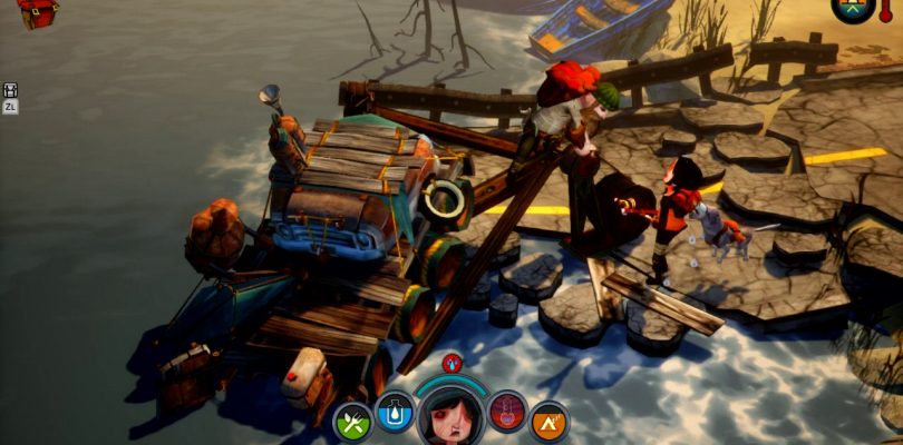 The Flame In The Flood erscheint am 12. Oktober für Nintendo Switch