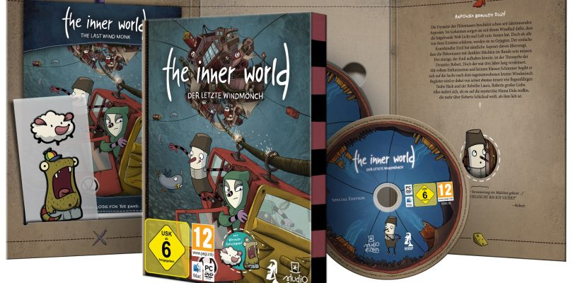 The Inner World: Der letzte Windmönch – Das steckt in der Collectors Edition