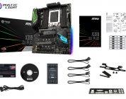 X399 SLI PLUS – Neues Mainboard für AMD Threadripper-Prozessoren