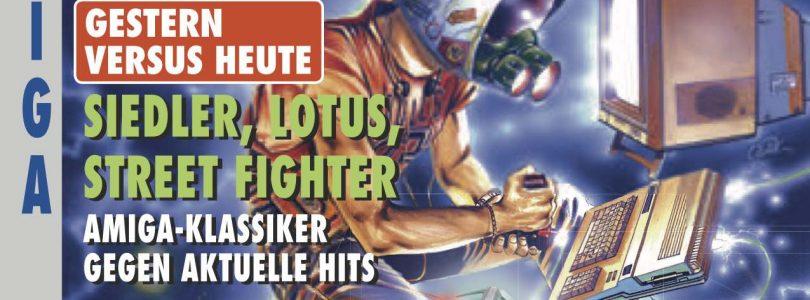 Amiga Joker – Legendäres Spieleheft feiert kurzes Comeback
