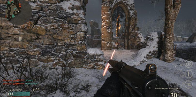 Call of Duty WW2 – Unsere persönlichen Eindrücke aus der Beta