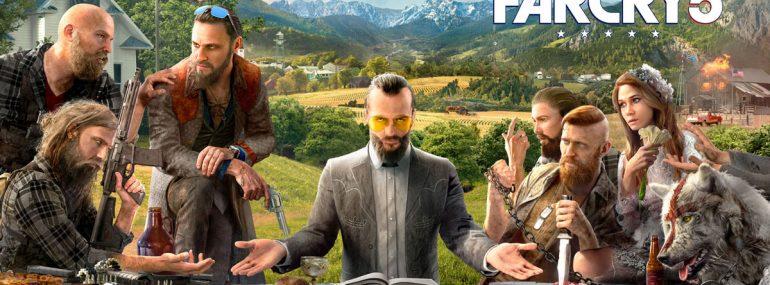 """Far Cry 5 – Live-Action-Trailer """"Die Predigt"""" veröffentlicht"""