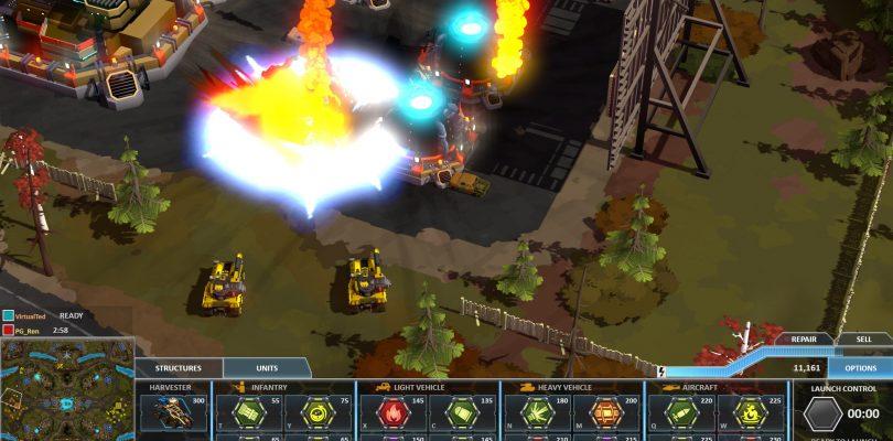 Forged Battalion – Neues RTS von ehemaligen C&C-Entwicklern angekündigt