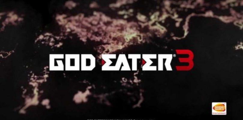 God Eater 3 nun auch für Europa angekündigt