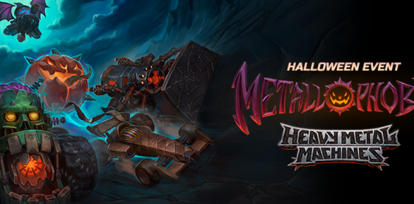 Heavy Metal Machines – Halloween-Event gestartet