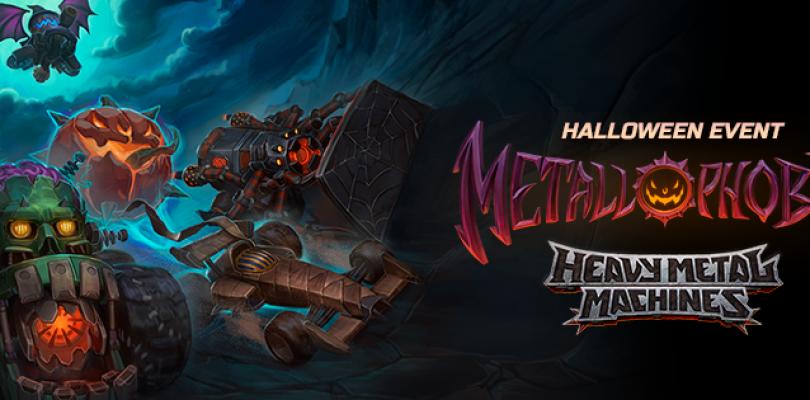 Heavy Metal Machines – Halloween-Event gestartet