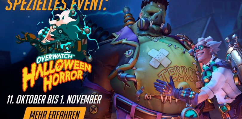 Overwatch – Trailer zum Halloween Horror-Event