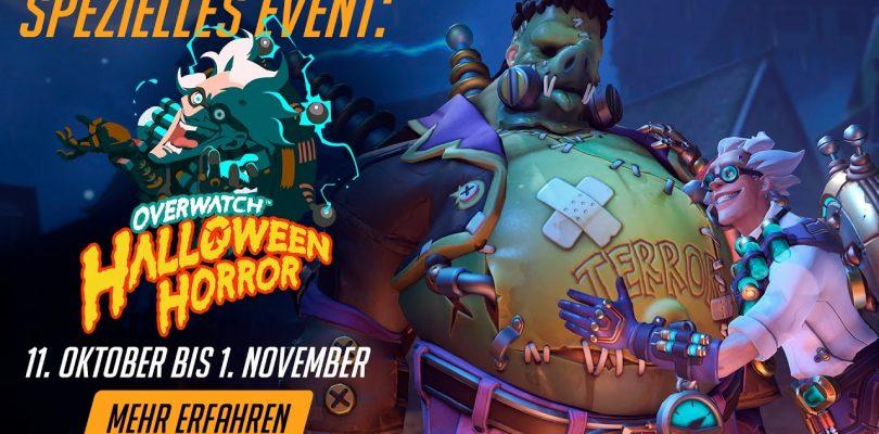 Overwatch – Trailer zum Halloween Horror-Event