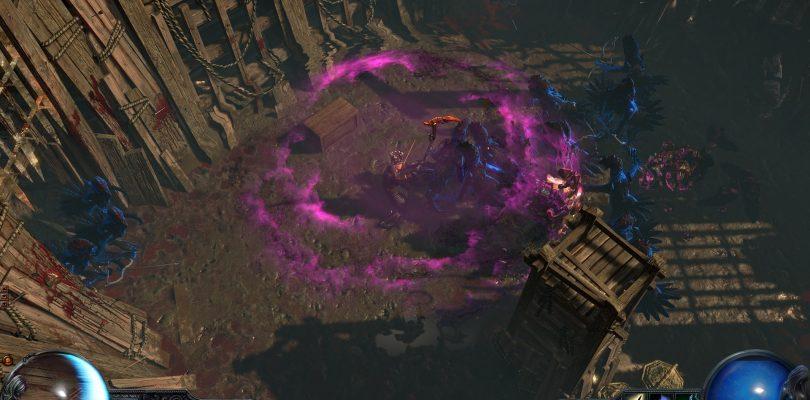 Path of Exile – Action-RPG nun auch auf Deutsch spielbar