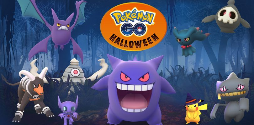Pokémon GO – Halloween-Event startet heute