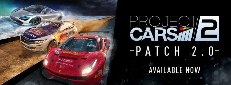 Project Cars 2 – Patch 2.0 veröffentlicht, neue Season startet bald