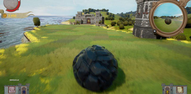 Test: Rock of Ages 2 – Mit einem Stein gegen den Rest der Welt