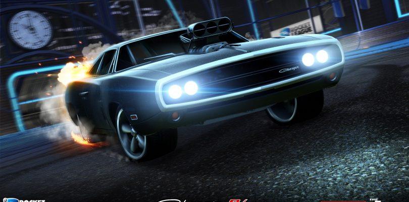 Rocket League – Fast & Furios-DLC für 11. Oktober angekündigt