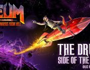 DLC-Test: The Drunk Side of the Moon von Seum: Speedrunners from Hell