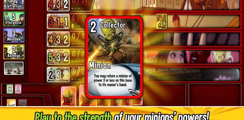 Smash Up – Neues Sammelkartenspiel erscheint für PC und mobile Geräte