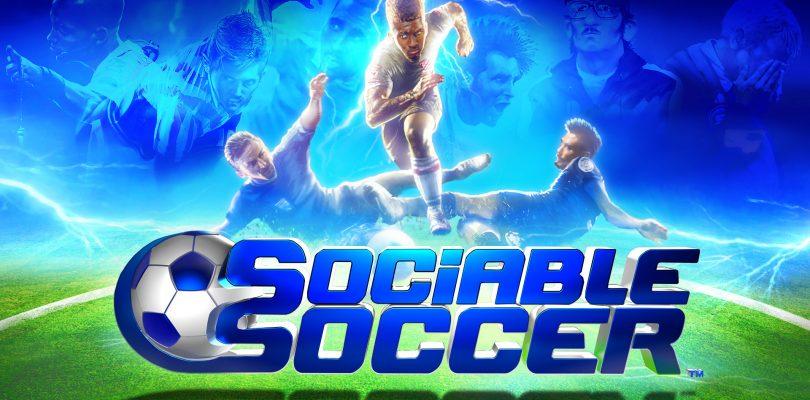 Preview: Sociable Soccer – Der kleine Bruder von FIFA in der Vorschau