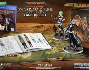 Sword Art Online: Fatal Bullet – Release bekannt, Collectors Edition enthüllt