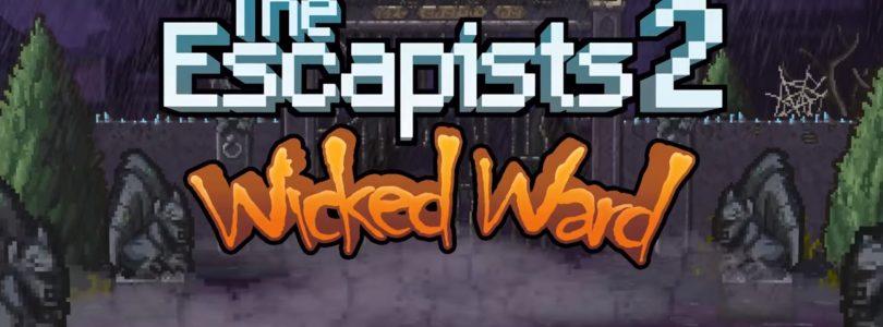 """The Escapists 2 – DLC """"Wicked Ward"""" veröffentlicht"""