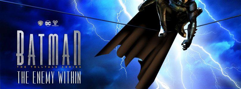 Batman: The Enemy Within – Trailer zu Episode 3