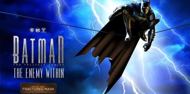 Batman: The Enemy Within – Trailer zu Episode 3