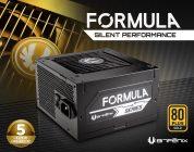 Neue Netzteile BitFenix Formula-Serie – 80 Plus Gold