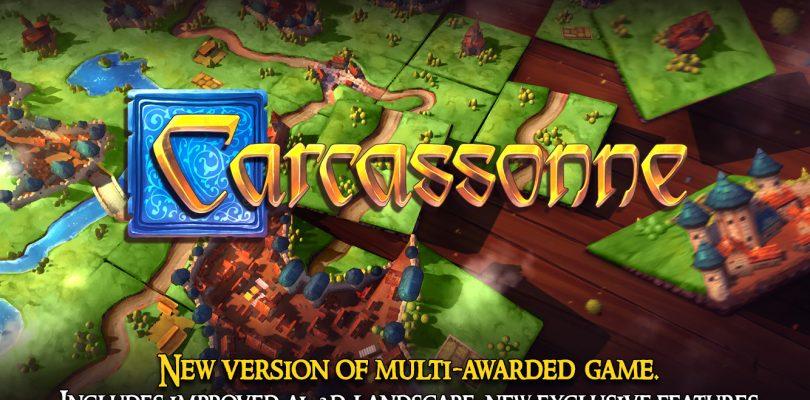Carcassonne auf Steam und für Android erschienen