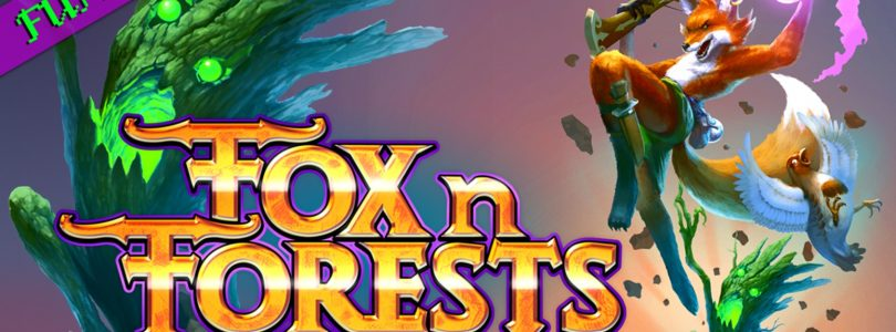 FOX n FORESTS erscheint im zweiten Quartal 2018