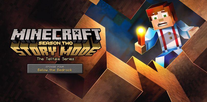 Minecraft Story Mode – Trailer zu Episode 4 von Season 2