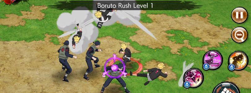 Naruto X Boruto Ninja Voltage – Action-RPG für Android und iOS erschienen