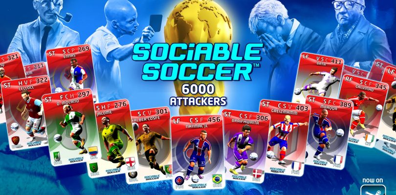 Sociable Soccer – Erstes Major-Update veröffentlicht