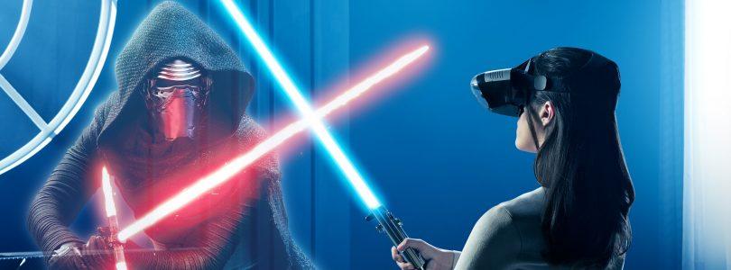 Star Wars: Jedi Challenges – AR-Headset und Lichtschwert starten in den Handel