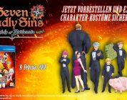 The Seven Deadly Sins: Knights of Britannia erscheint am 09. Februar