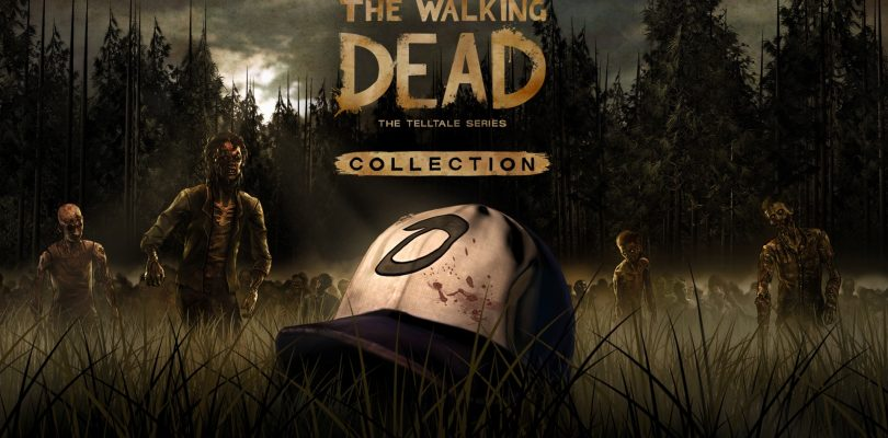 The Walking Dead Collection beinhaltet alle 19 Episoden