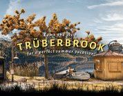 Trüberbrook erscheint digital am 12. März, im Handel am 14. März