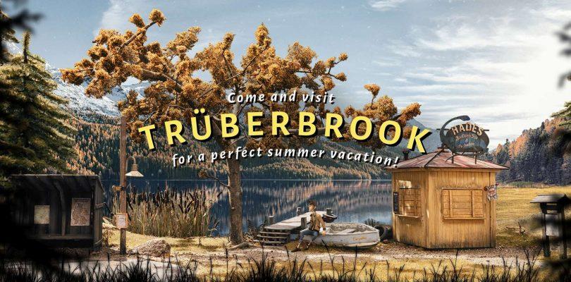 """Trüberbrook – Story-Trailer """"Interrogation"""" veröffentlicht, auf der gamescom 2018 spielbar"""