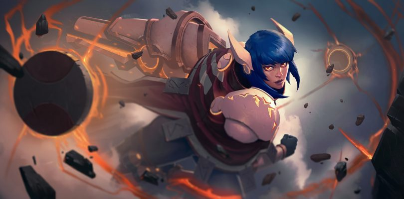"Battlerite – Neuer Held ""Destiny: The Sky Ranger"" betritt die Arena"