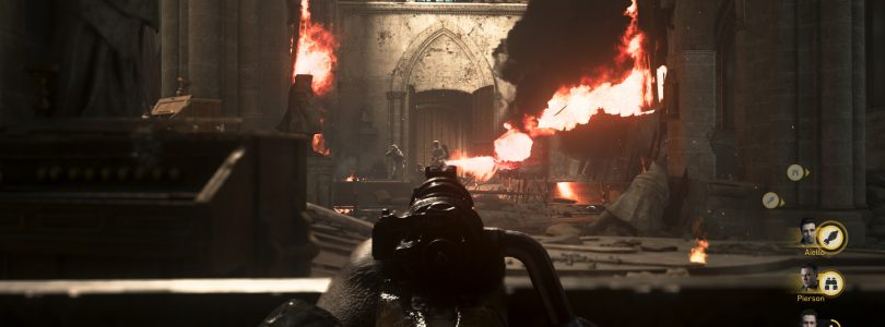 """Call of Duty: WW2 – Trailer zum DLC """"Shadow War"""""""