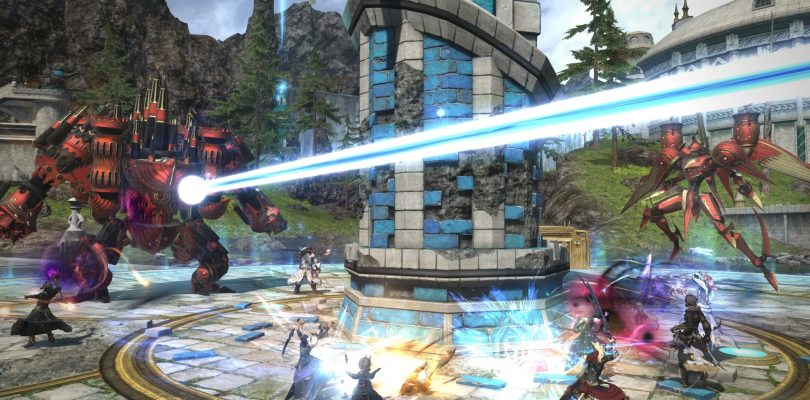 Final Fantasy XIV – Kriegsmaschinen und Harfenklänge stecken im Update 4.15