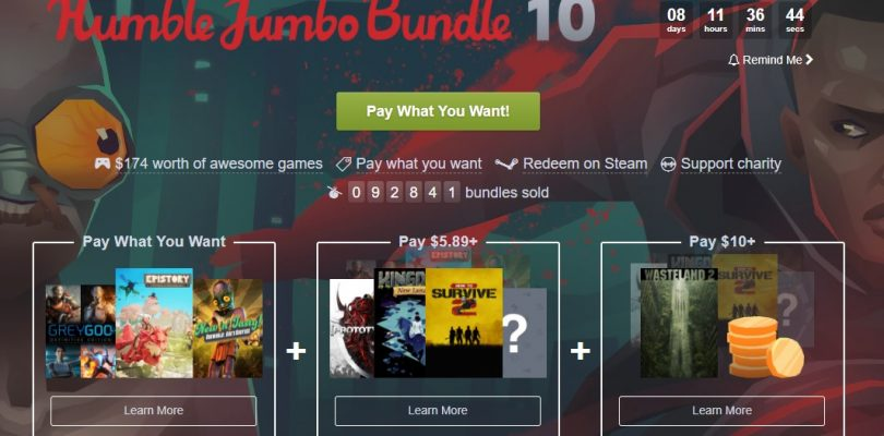 how to avoid cod endowment humble bundle