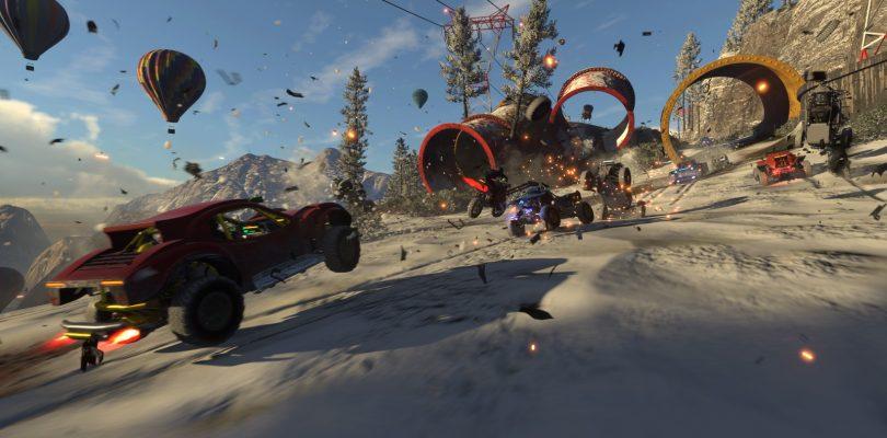 Onrush – Actionreiches Rennspiel von Codemasters angekündigt