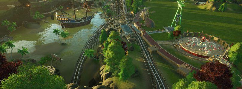 Planet Coaster – WiSim kommt im Sommer 2020 für XBox One und PS4