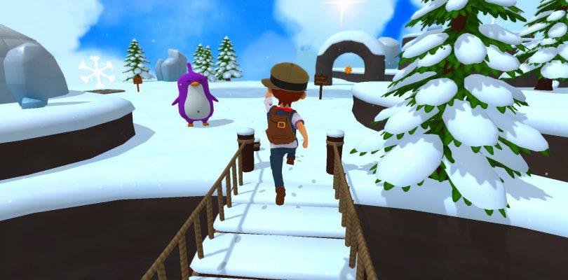 Poi: Explorer Edition ab für Nintendo Switch veröffentlicht