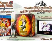 The Seven Deadly Sins – Collectors Edition angekündigt, neue Infos veröffentlicht