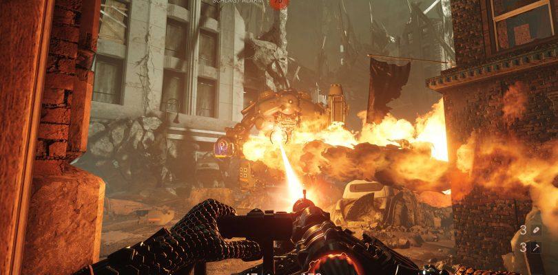 Wolfenstein 2 – Demo zum grandiosen Shooter veröffentlicht